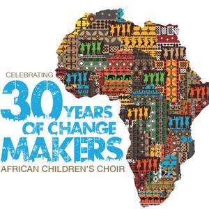 The African Children's Choir Count Basie Theatre