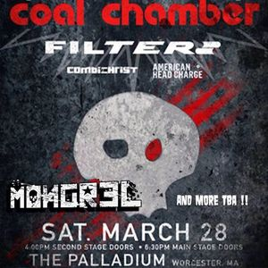 MongrelBand Rock The Palladium