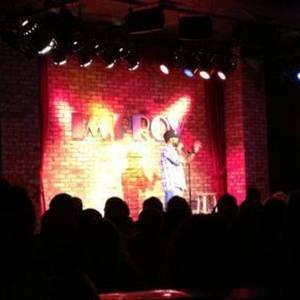 Comedian Marley Pierson