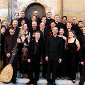 Le Concert Spirituel Basilique Saint Sauveur