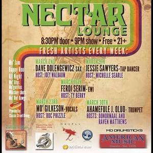 Mo' Jam Mondays Nectar Lounge
