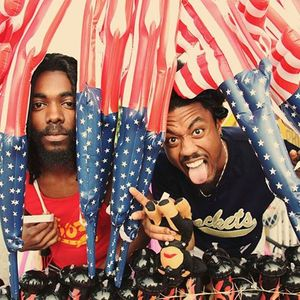 EarthGang The Fillmore Miami Beach at Jackie Gleason Theater
