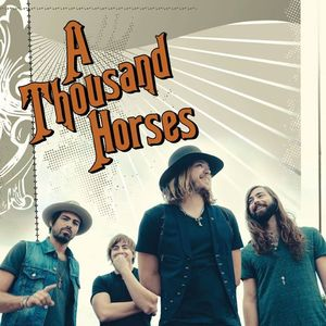 A Thousand Horses Sleep Train Amphitheatre