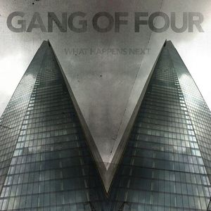 Gang of Four Melkweg Oude Zaal