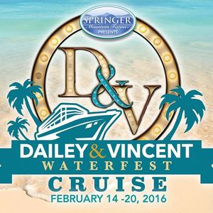 Official Dailey & Vincent Fisher Auditorium
