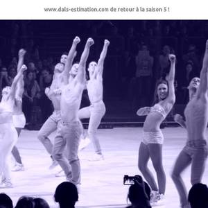 Danse avec les stars Zenith de Rouen
