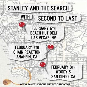 Stanley and the Search  The Masquerade