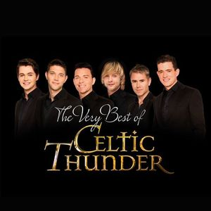 Celtic Thunder Count Basie Theatre