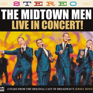 The Midtown Men Bergen Performing Arts Center