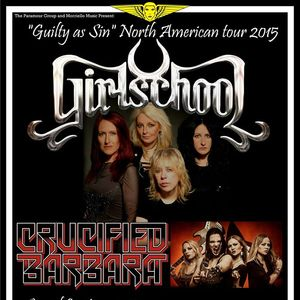 Girlschool Venue
