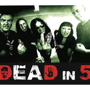 Dead in 5 The Machine Shop