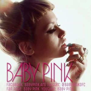 Baby pink Kilby Court
