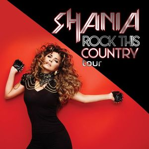 Shania Twain Verizon Center