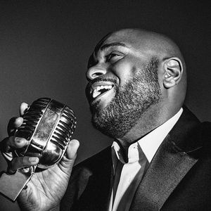 Ruben Studdard Merriweather Post Pavilion