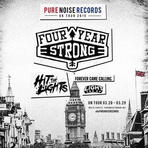Four Year Strong Wooly's