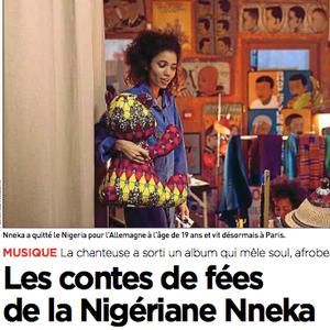 Nneka Troubadour