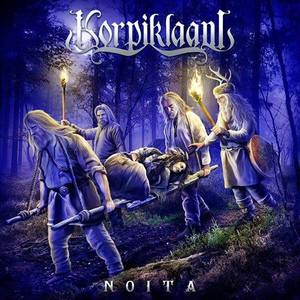 Korpiklaani Union Hall