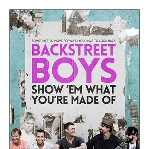 Backstreet Boys Vector Arena