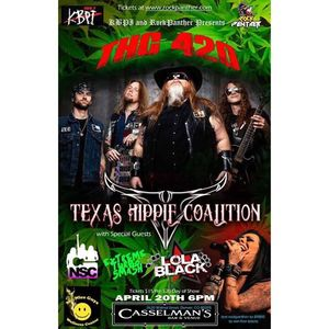 Texas Hippie Coalition Wooly's