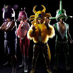 Peelander-Z Black Sheep