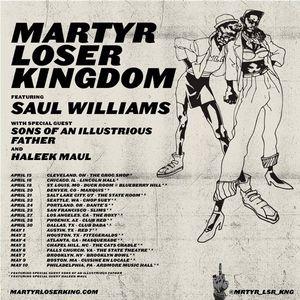 Saul Williams Marquis Theater