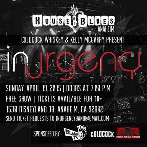In Urgency House of Blues