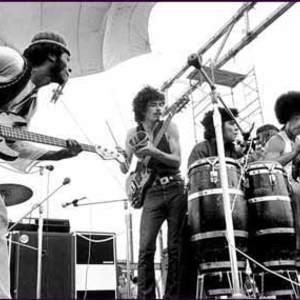 Santana The O2