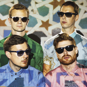 Django Django Waterfront