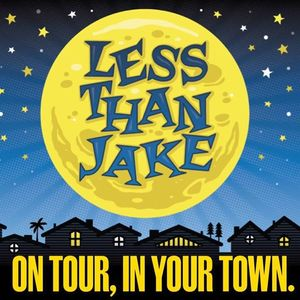 Less Than Jake Hampton Beach Casino Ballroom