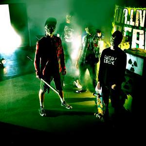 Dr. Living Dead! Backstage Halle