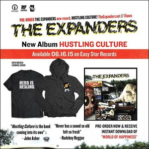 the Expanders Nectar Lounge