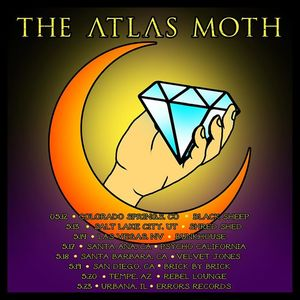 The Atlas Moth Black Sheep