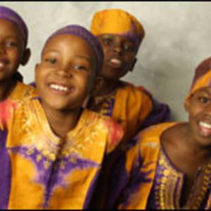 African Children's Choir Count Basie Theatre