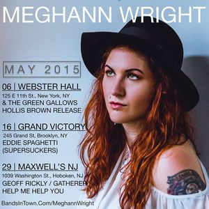 Meghann Wright Merriweather Post Pavilion