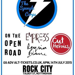 The Spangle Corps (Official) Rock City