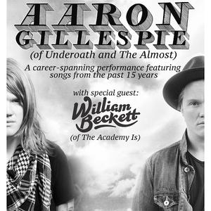 Aaron Gillespie The Roxy