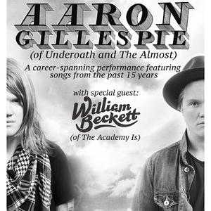 Aaron Gillespie Beat Kitchen