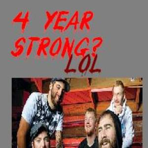 Four Years Strong Electric Ballroom