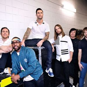Maroon 5 Manchester Arena