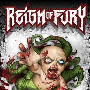 REIGN OF FURY Rock City