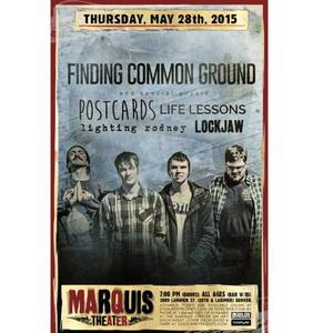 Finding Common Ground Marquis Theater