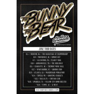 The Bunny The Bear Pepsi Center
