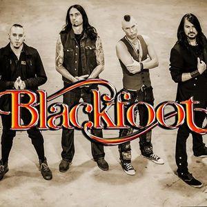Blackfoot Jannus Live