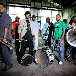 the Soul Rebels Brass Band Koko