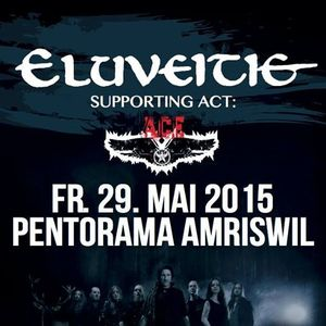 Eluveitie Union Hall