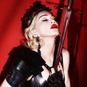 Madonna The O2