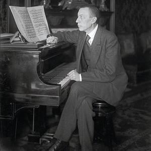 Сергей Васильевич Рахманинов Bergen Performing Arts Center