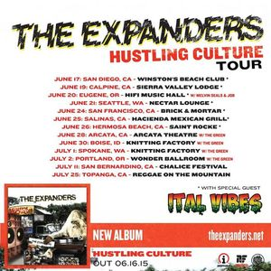 the Expanders Jannus Live