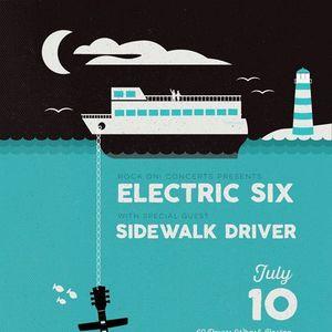 Sidewalk Driver The Sinclair