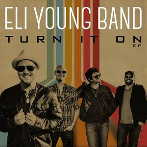 Eli Young Band Indian Ranch
